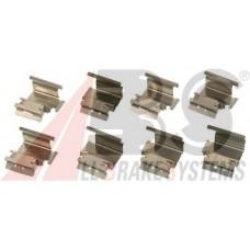 Пружинки супорта зад. (ABS) Sprinter 06>,Vito 03-, Crafter, Transit