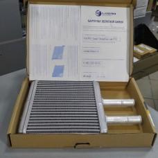 Теплообменник, отопление салона AVEO алюм. b198 Лузар